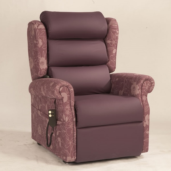 Primacare Pershore chair in waterproof stretch fabric