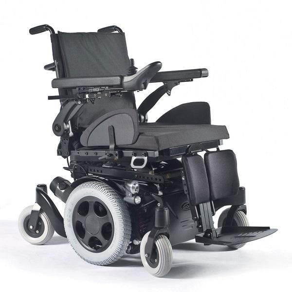 Sunrise Quickie Salsa powered wheelchair